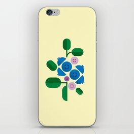 Fruit: Blueberry iPhone Skin