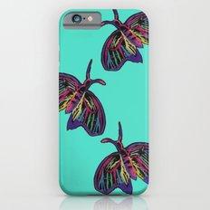 Butterflies gradient  iPhone 6s Slim Case