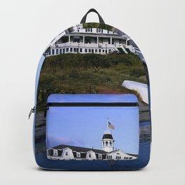 National Hotel - Block Island, Rhode Island Backpack