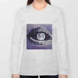 moony eye Long Sleeve T-shirt