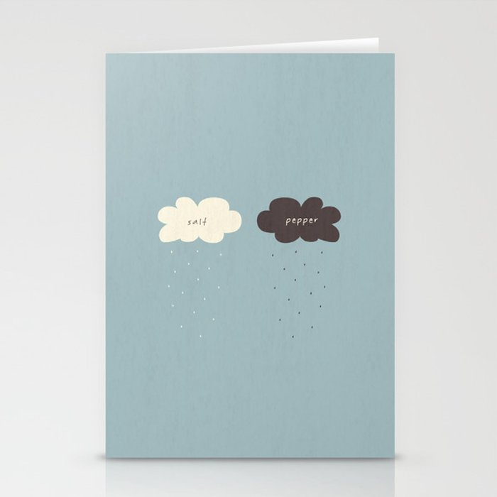 Salt & Pepper Stationery Cards