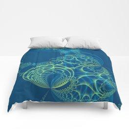 Blue Algae Comforters