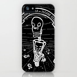 ¨Atada¨ iPhone Case