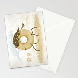 Mr. Sprinkles Stationery Cards