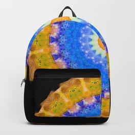 Sunrise Mandala Art - Sharon Cummings Backpack
