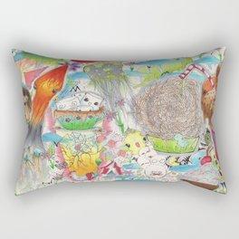 CompleteChaos Rectangular Pillow