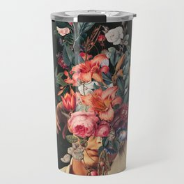 Roses Bloomed every time I Thought of You Travel Mug