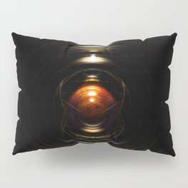 Radial Cage Pillow Sham