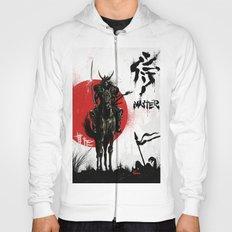 Samurai Master Hoody