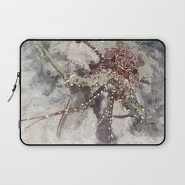 Lobster Watercolor Laptop Sleeve