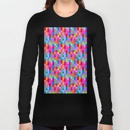 Hot Pixels Long Sleeve T-shirt