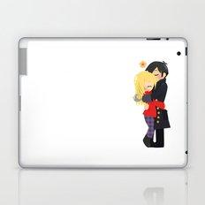 OUAT - Hook and Emma Laptop & iPad Skin