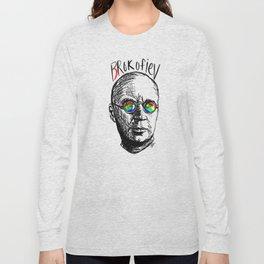 Brokofiev - Prokofiev Long Sleeve T-shirt