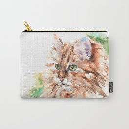Suki ... Tabby Cat Carry-All Pouch