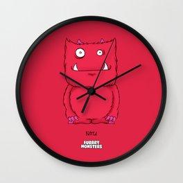 Batred Wall Clock