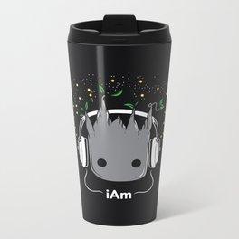 i Am Metal Travel Mug