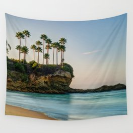 Palm Point Wall Tapestry
