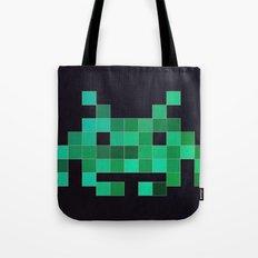 Spaceinvaders Tote Bag