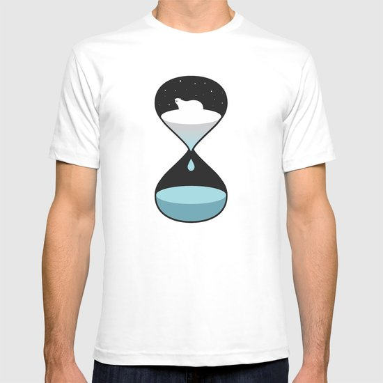 terminally ill polar bear T-shirt