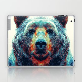 Bear - Colorful Animals Laptop & iPad Skin