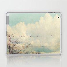 Beyond The Blue Laptop & iPad Skin