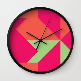 sweet composition Wall Clock