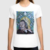 dali T-shirts featuring Dali  by Magdalena Almero