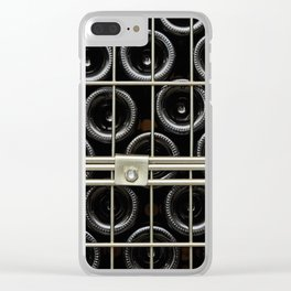 Storage and aging of wine Clear iPhone Case