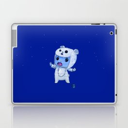 Moonkhin Iridum Snow Laptop & iPad Skin