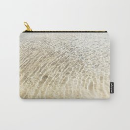 Beach Ripples Carry-All Pouch