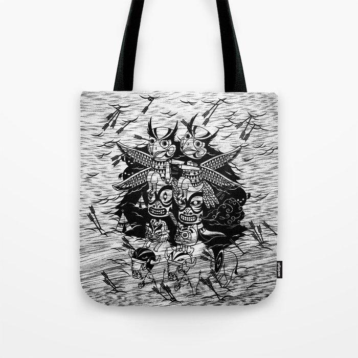 The Myth of Totummy Tote Bag