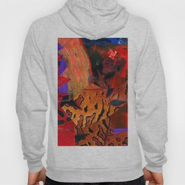 Paw Prints Jungle Hoody