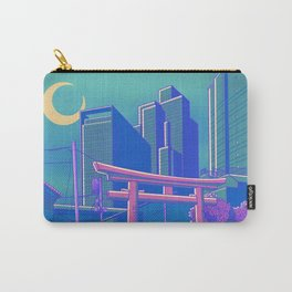 Neon Moon Carry-All Pouch