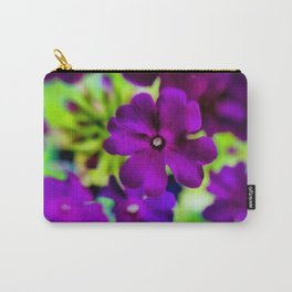 Psychedelic Purple Carry-All Pouch