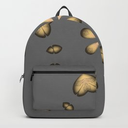 Golden Hearts Golden Luxury Week Wednesday Backpack