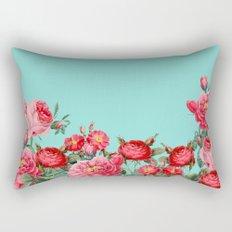 Fab Floral Rectangular Pillow