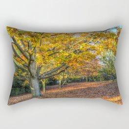 An English Autumn Rectangular Pillow