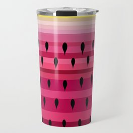 Love of a Watermelon Travel Mug