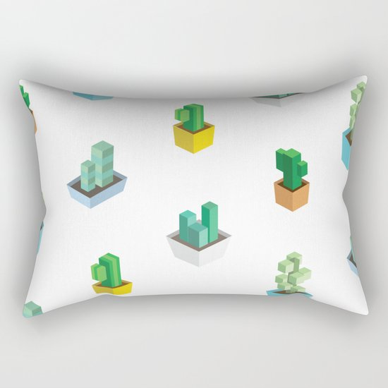 Cactus Cubes by yuebean