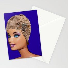 Charleston! Vintage Barbie Art Design! Stationery Cards