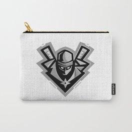 Ninja T-Shirt Carry-All Pouch