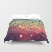 spires Duvet Covers featuring ∆tmysphyryc by Spires