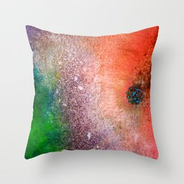 SPECKLE II Throw Pillow