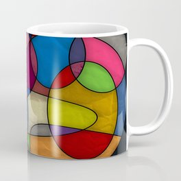 Abstract #314 Coffee Mug