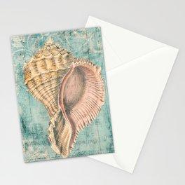 Shabby Shell2 Stationery Cards