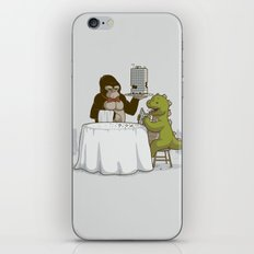 Crunchy Meal iPhone & iPod Skin