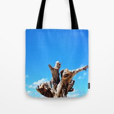 Trunk Tree Tote Bag