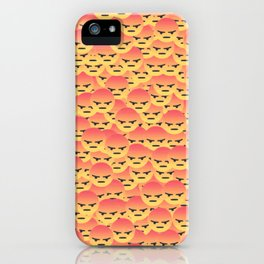 Only Grr Reactions iPhone Case