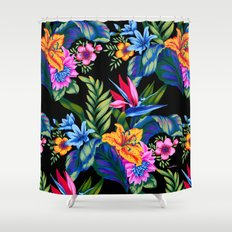 Jungle Vibe Shower Curtain
