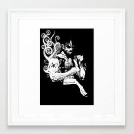 Gear 2 Framed Art Print